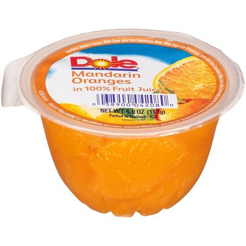 Dole Mandarin Oranges 7oz thumbnail