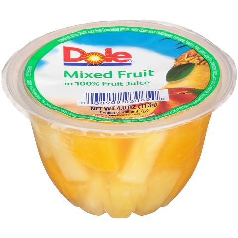Dole Mixed Fruit 7oz thumbnail
