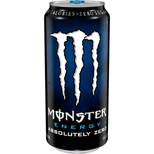 Monster Zero Ultra Energy 16oz thumbnail