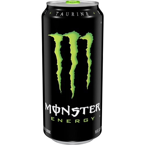 Monster Energy Green 16oz thumbnail