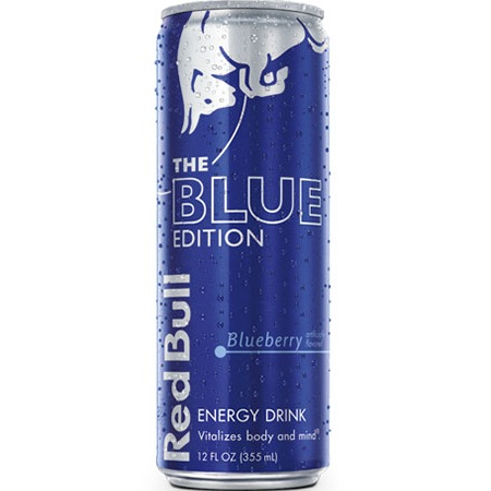 Red Bull Blue Blueberry 12oz thumbnail
