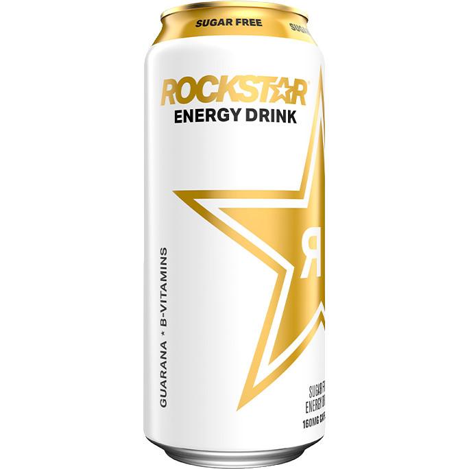 Rockstar Energy Sugar Free 16oz thumbnail