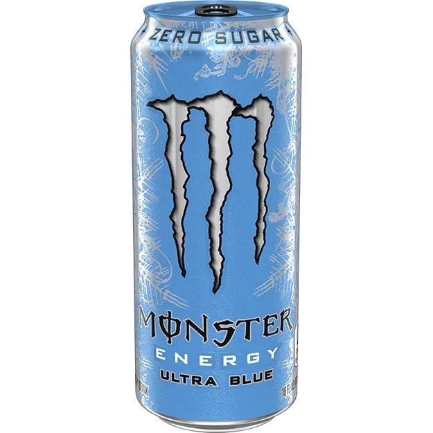 Monster Ultra Blue 16oz thumbnail