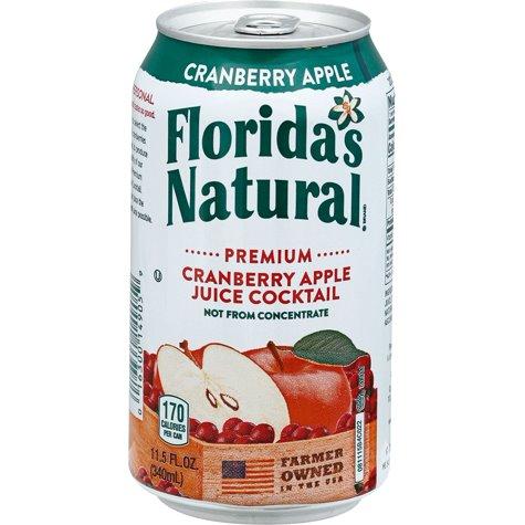 Florida Natural Cran/Apple Juice thumbnail