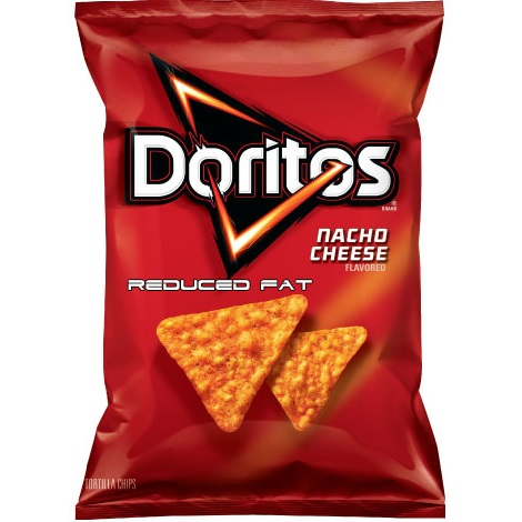 Doritos Nacho Reduced Fat 1oz thumbnail