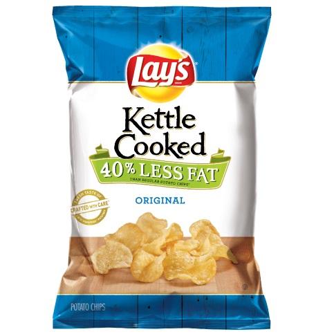 Lays Kettle Regular Reduced Fat thumbnail
