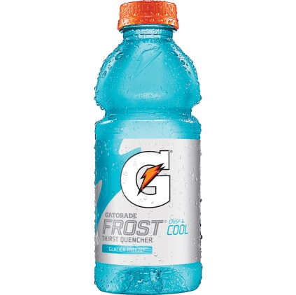 Gatorade Glacier Freeze 20oz thumbnail