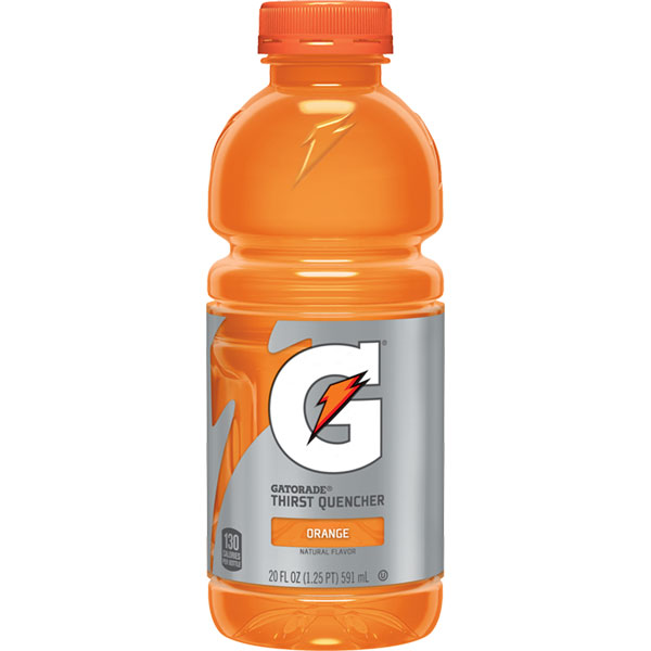 Gatorade Orange 20 oz thumbnail