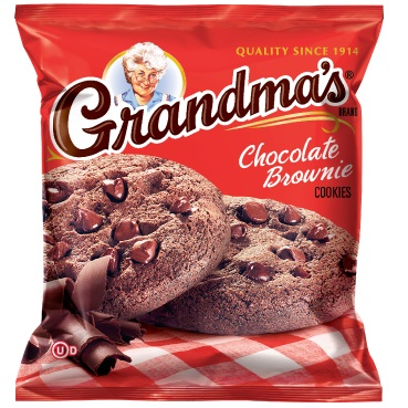 Grandma's Cookies Chocolate Brownie thumbnail