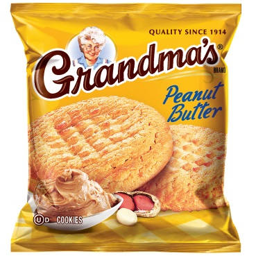 Grandma's Peanut Butter Cookie thumbnail