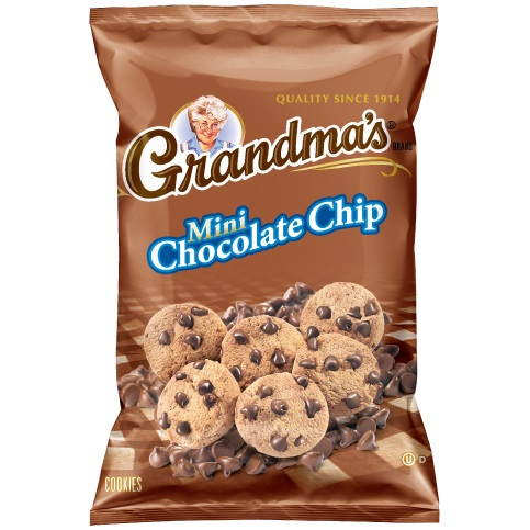 Grandma's Cookies Mini Chocolate Chip thumbnail