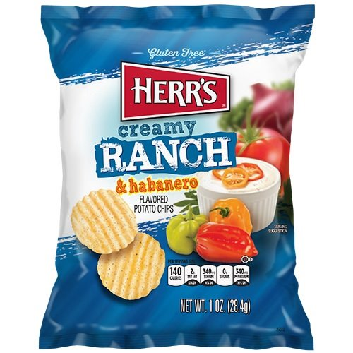 Creamy Ranch & Habanero Chip-3222(42) thumbnail