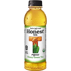 Honest Tea Honey Green Tea 16.9 oz thumbnail