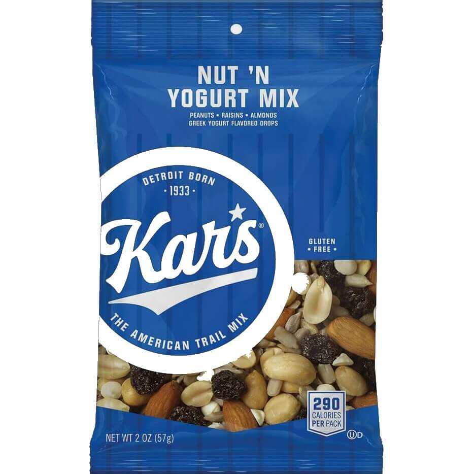 Kars Nut and Yogurt Trail Mix 2oz thumbnail