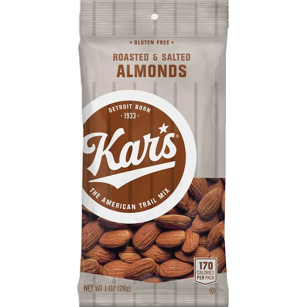 Kars Salted Almonds thumbnail