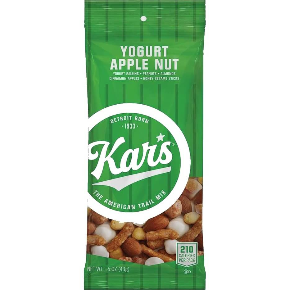 Kars Yogurt Apple Nut Mix 1.5oz thumbnail