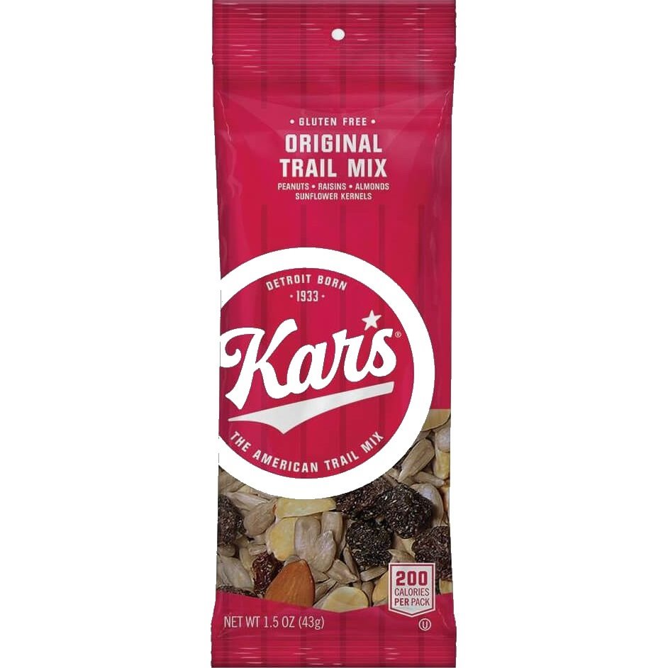 Kars Trail Mix 1.5oz thumbnail