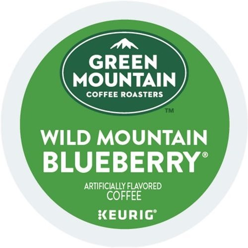 K-Cup Green Mtn Wild Mountain Blueberry thumbnail