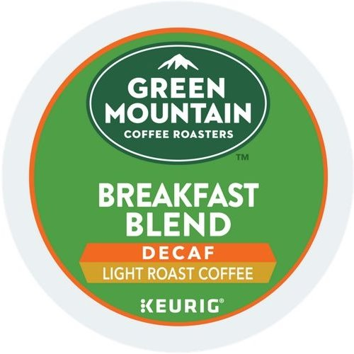 K-Cup Green Mtn Decaf Breakfast Blend thumbnail