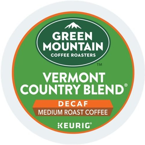 K-Cup Green Mtn Decaf Vermont Country Blend thumbnail
