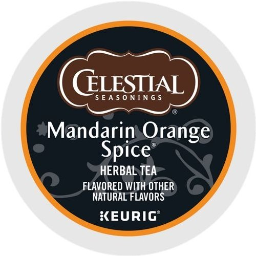 K-Cup Celestial Mandarin Orange Spice thumbnail