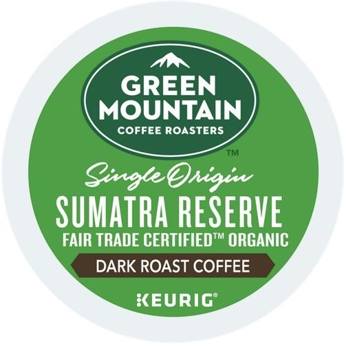 K-Cup Green Mtn Sumatran Reserve thumbnail