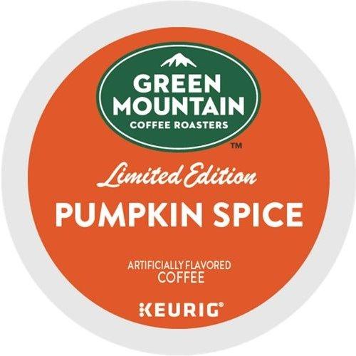 K-Cup Green Mtn Pumpkin Spice thumbnail