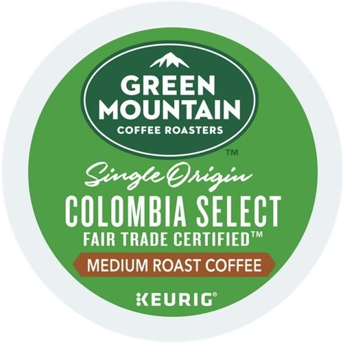 K-Cup Green Mtn Colombian Fair Trade thumbnail