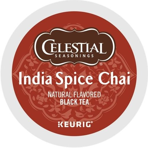 K-Cup Celestial India Spice Chai thumbnail