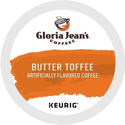 K-Cup Gloria Jeans Butter Toffee thumbnail