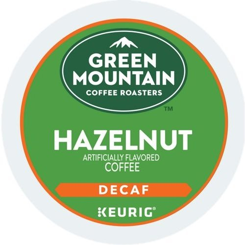 K-Cup Green Mtn Decaf Hazelnut thumbnail