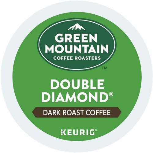 K-Cup Green Mtn Double Black Diamond 24ct thumbnail