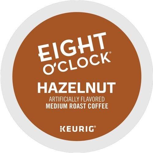 K-Cup Eight O'Clock Hazelnut Coffee thumbnail