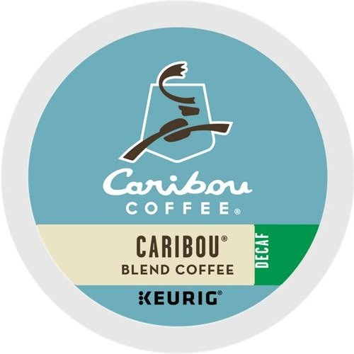 K-Cup Caribou Decaf thumbnail