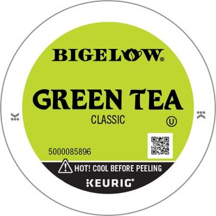 K-Cup Bigelow Green Tea thumbnail
