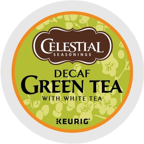 K-Cup Celestial Decaf Green Tea thumbnail