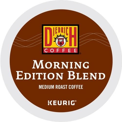 K-Cup Diedrich Morning Edition thumbnail