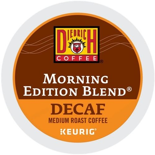 K-Cup Diedrich Decaf Morning Edition thumbnail