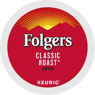 K-Cup Folgers Classic thumbnail