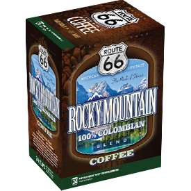 K-Cup Route 66 Rocky Mountain Colombian thumbnail