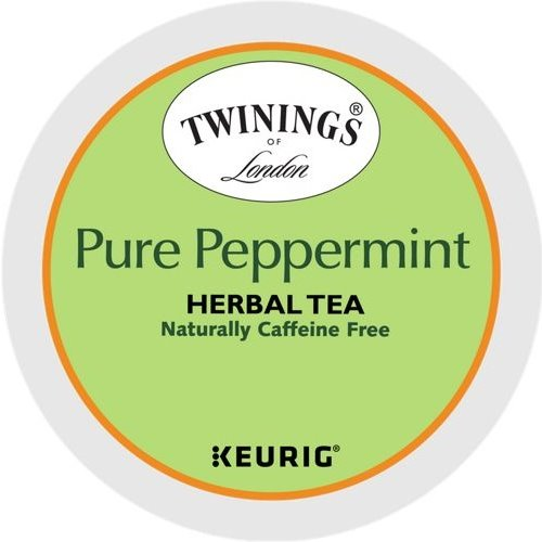 K-Cup Twining's Peppermint Tea thumbnail