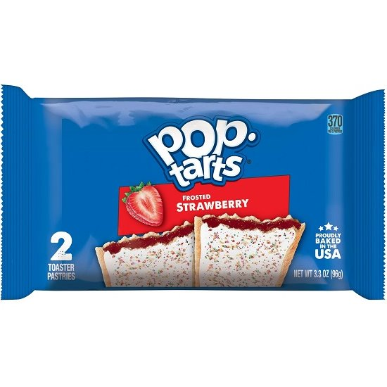 Pop Tarts Frosted Strawberry 2ct thumbnail