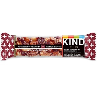 Kind Bar Cranberry/Almond Antioxidant thumbnail