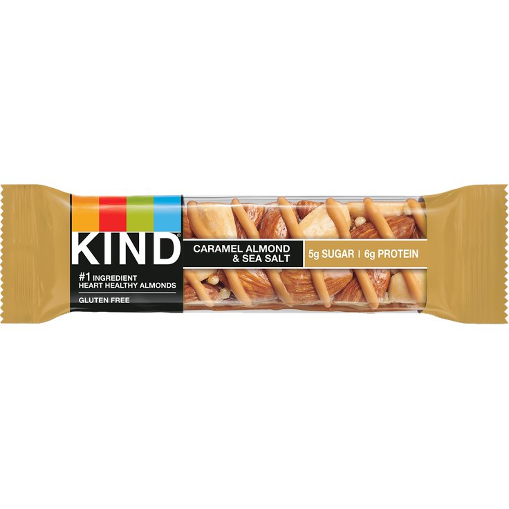 Kind Bar Caramel Almond Sea Salt thumbnail