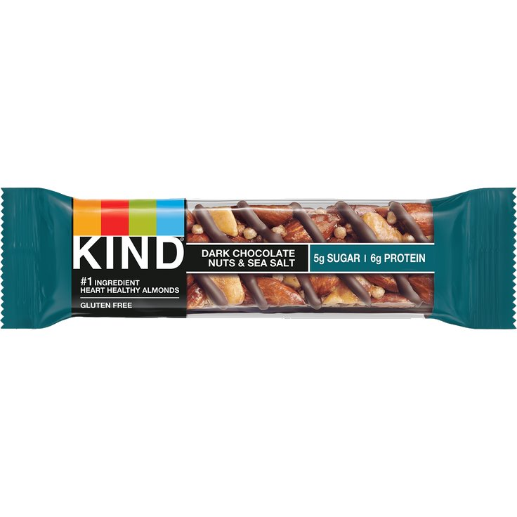 Kind Bar Dark Chocolate Nut Sea Salt thumbnail