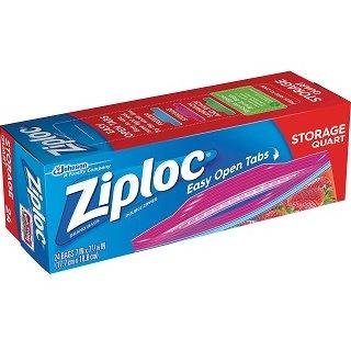 Ziploc Bags - Quart thumbnail