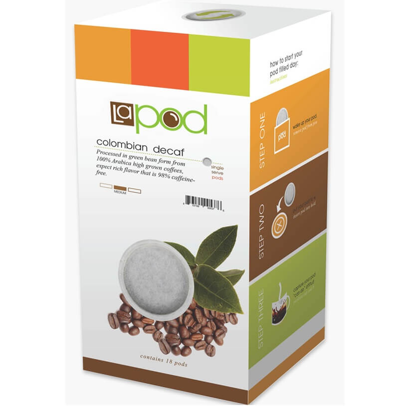 LaPod - Colombian Decaf thumbnail