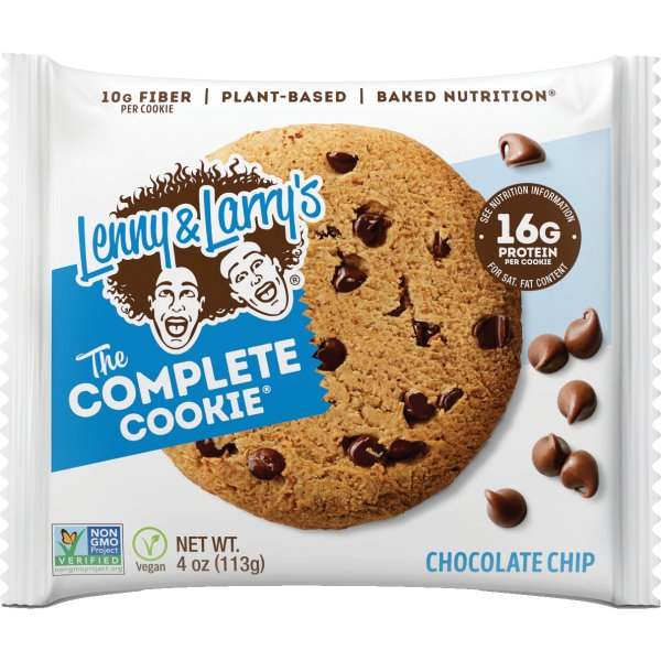 Lenny & Larry Chocolate Chip Cookie thumbnail