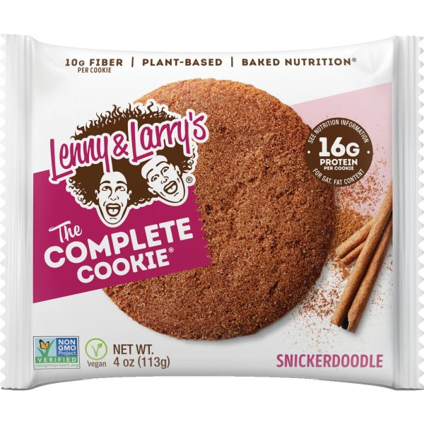 Lenny & Larry Snickerdoodle Cookie thumbnail