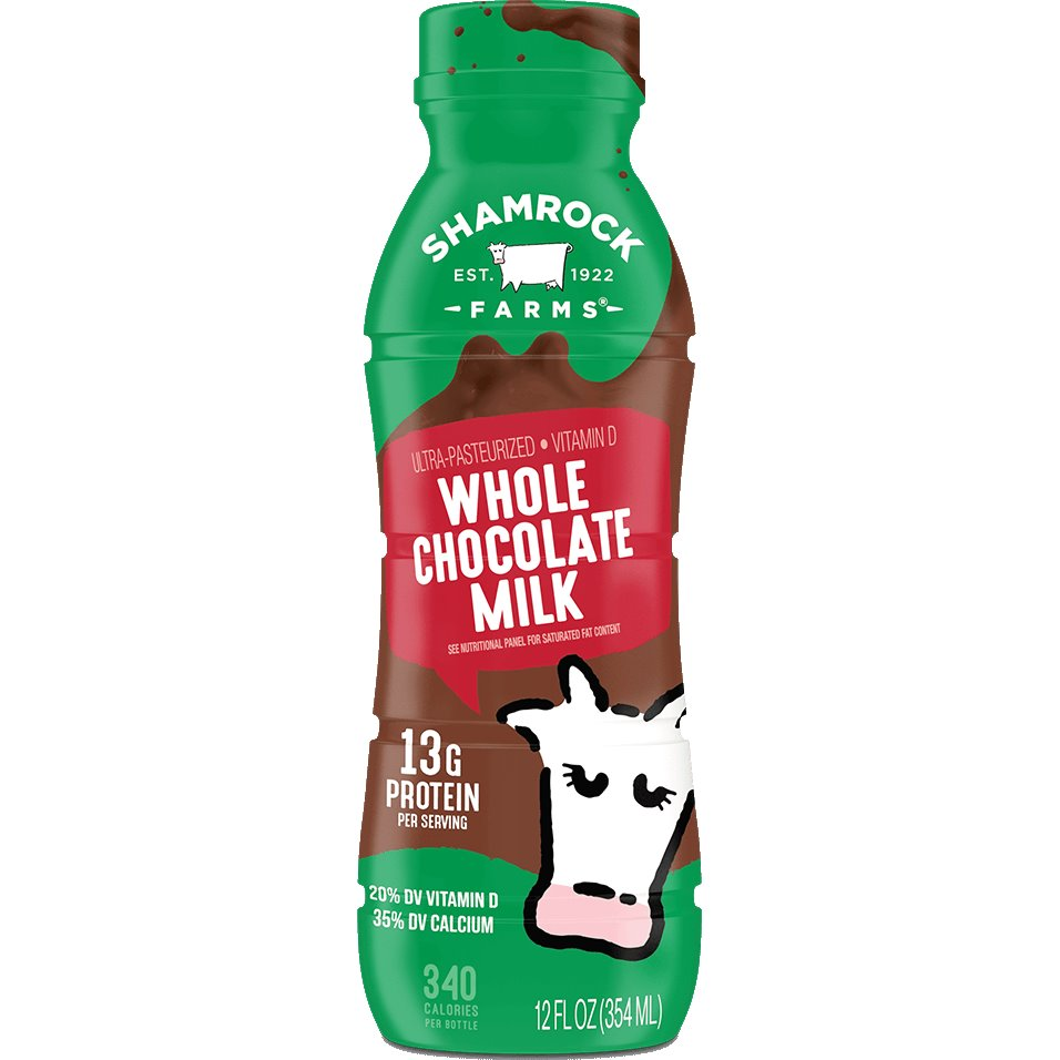 Shamrock Chocolate Milk 12 oz thumbnail
